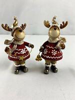 Rentier-Elch*Weihnachten*Weihnachtselch-Christmas*Würfel-Kalender
