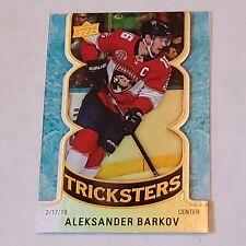 19-20 Upper Deck Series 2 Tricksters Aleksander Barkov