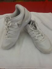 Nike Men's Zoom Vapor 9.5 Tour Size 9.5 Tennis Roger Federer White