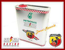 OLIO MOTORE ABARTH 10W50 SELENIA 0101 SINTETICO RACING CORSA SPORTIVO MADE IN IT