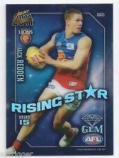 2011 Select Champions Rising Star Gem (RSG15) Jack REDDEN Brisbane +++