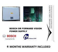 Forward Vision Bosch MIC 412 THERMAL CAMERA PTZ CCTV Power Supply PSU 240VAC