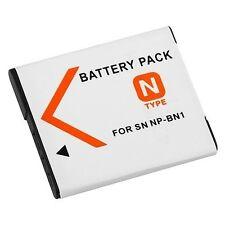 NP-BN1 Li-ion per Sony Cyber-shot W330 W350 HK