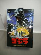 Neca Godzilla Head to Tail  Classic 1985 Godzilla Actionfigur 15 cm( KA )E