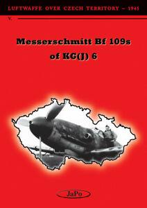 Messerschmitt Bf 109s of KG(J)6-Janda &Poruba-JaPo