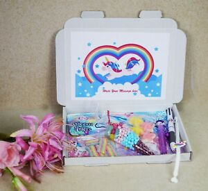 Personalised Unicorn Gift Hamper for Kids Girls Birthday Christmas Gift
