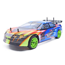 HSP 1/10 Scale Racing Rc Car 4wd Nitro Gas Power On Road High Speed Hobby Grade