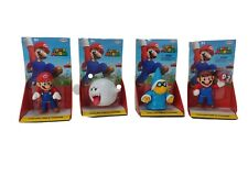 "Nintendo Super Mario figure 2.5"" Jakks  Mario Cappy Boo Magikoopa  pick one"