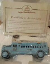 Hallmark Kiddie Car Classics 1932 Keystone Coast To Coast Bus - Limited Edition