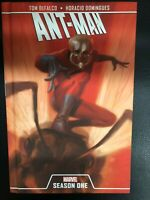 ANT-MAN Season One (2012) Marvel Comics hardcover TPB 1st VG+/FINE-