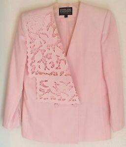 Ladies Dress Suit Size: Petite, Pink