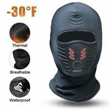 Bespoke: 120GHz @100KW EMF radiation shield full face breathable balaclava mask
