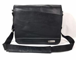 Bose SoundDock Portable Travel Bag Carrying Case with Shoulder Strap Black EUC