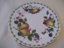 Royal Albert England Covent Garden Fruit Series PEARS Bread Butter Dessert Plate