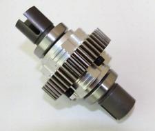 CNC complete diff gear set silver For 1/5 HPI Baja 5B 5T 5SC RC CAR PARTS