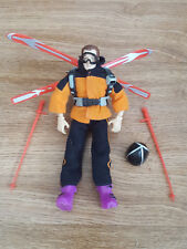 Rescuer skiman action figure - very rare