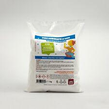 PERCARBONATO DI SODIO 1KG PURO ECO DETERGENZA ANALLERGICO sodium percarbonate