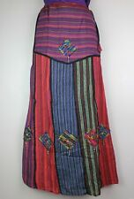 Handmade Gypsy Vintage Skirt Festival Cotton Bohemian Hippy Harem FT8