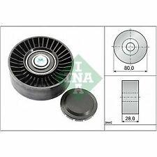 INA Drive Belt Pulley532 0515 10 fits BMW 1 Series E87 116i 118i 120i 118d