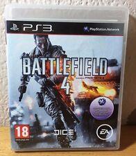 PlayStation 3 juego: Battlefield 4  Pal España