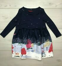 Joules Baby girls dress festive 9-12 months