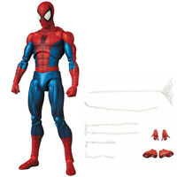 "6"" Marvel Superhero Spider-Man Comic Ver Action Figure Toy Birthday Boy Gift"