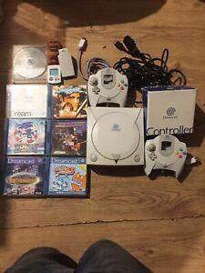 Sega dreamcast console pal