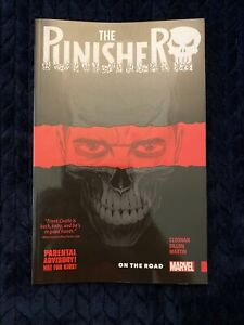 The Punisher On The Road Issues 1-6 Book/graphic Novel. Marvel Comics