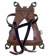 Repro WW2 German Army All Leather A Frame Assault Pack