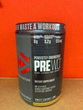 Dymatize PRE W.O. Pre Workout Energy Pump Strength - 20 Servings CLUMPY!