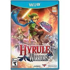 Hyrule Warriors - Nintendo Wii U, Nintendo Wii U, Wii U. Very Good Cond. Video G