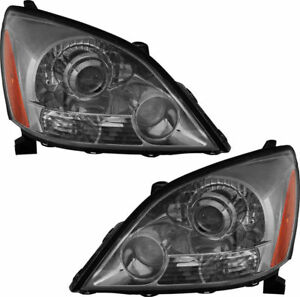 FITS LEXUS GX470 W/ SPORT 2003-2009 HEADLIGHTS HEAD LAMPS LIGHTS FRONT PAIR NEW