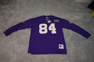 Mitchell & Ness NFL Name & Number Longsleeve Randy Moss XL