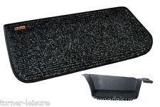 CAB STEP MATS 2X FOOT WELL MAT 4 Fiat Ducato Citroen Peugeot 1994 to 2006 models