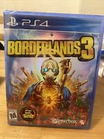 PS4 Boarderlands 3 (Sony Playstation 4) Brand New And Factory Sealed