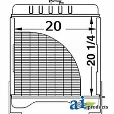 237992A3 Radiator Fits Case-IH: 85XT, 90XT,95XT (W/ Diesel Engine)