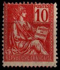MOUCHON 10c de la Série 2, Neuf ** = Cote 200 € / Lot Timbre France 116