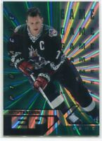 1997-98 Pinnacle Epix Game Emerald 6 Keith Tkachuk