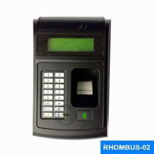 Standalone Fingerprint 125k Rfid Reader Password Usb Attendance Access Control