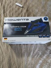 Rowenta DW5192 Pro Steam Iron Stainless Steel Soleplate Auto Off