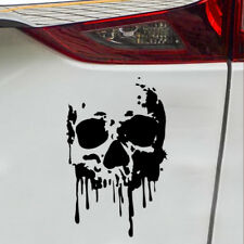 Bloody Skull Car Sticker Bleeding DIY Bumper Window Laptop Vinyl Decal Cool