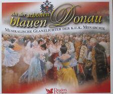 An der Schönen blauen Donau  -  Reader's Digest 5 CD BOX