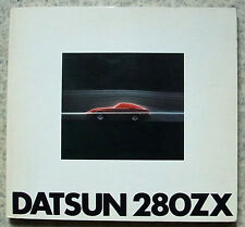 DATSUN 280ZX Sports Car LF Sofback Book 1978