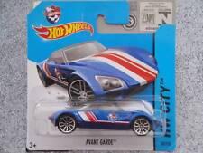 Hot Wheels 2014 #020/250 AVANT GARDE HW CITY Batch J France Football