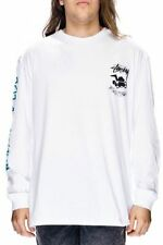 Stussy Cotton Long Sleeve T-Shirts for Men