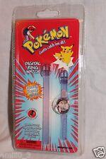 New In Package Pokemon Mew Digital Ring Watch