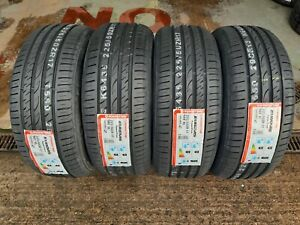 X4  225 50 17 225/50R17 98Y XL ROADSTONE TYRE MADE BY NEXEN AMAZING C,C RATINGS