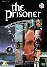 The Prisoner Complete Series (Patrick McGoohan) Season Region 2 New DVD