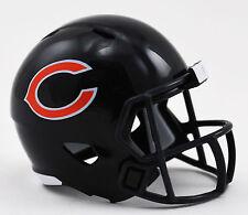 NEW NFL American Football Riddell SPEED Pocket Pro Helmet CHICAGO BEARS