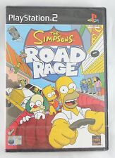 The Simpsons Road Rage - Playstation 2 - PS2 | nuovo e sigillato